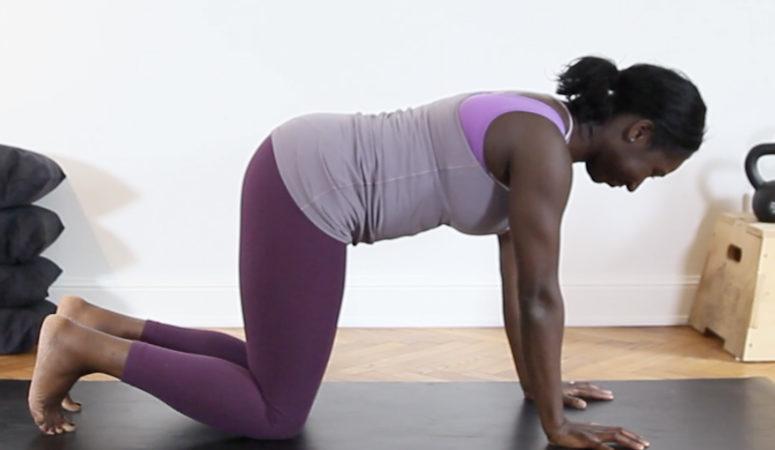 Drei tolle Bauchübungen für die Rückbildung