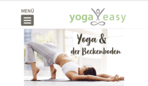 Yogaeasy Beckenboden