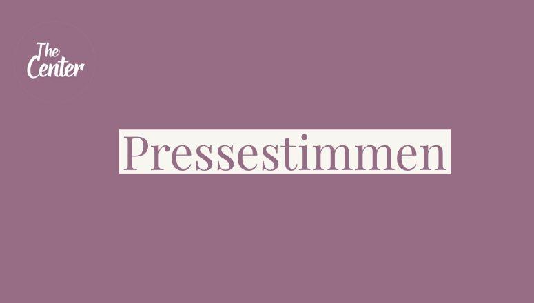 TheCenter.tv Pressestimmen