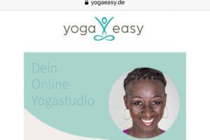Yogaeasy- Mamasté